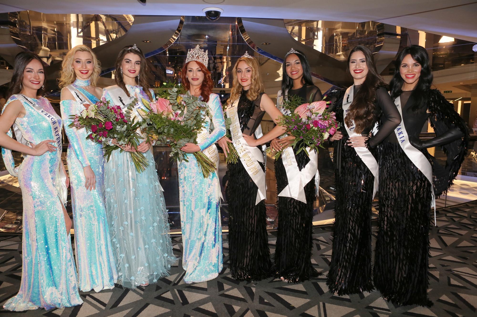 Winners of this year's Miss Princess of the World 2019 | Miss