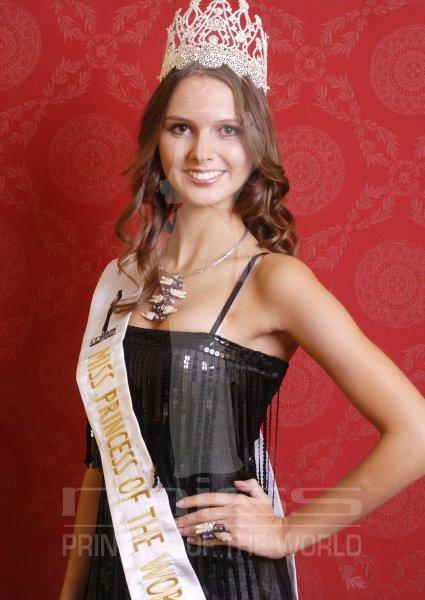 Winners   Miss Princess of the World