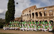 Roma and Neapol 2008 - promotion of the finalists